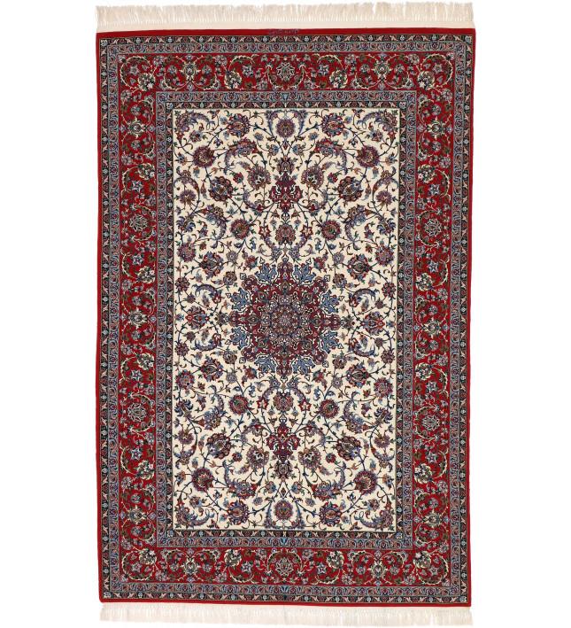 Isfahan signed: Davari 152X234