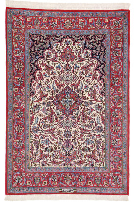 Isfahan signed: Davari 109X157