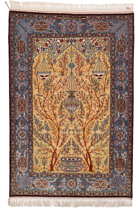 Isfahan signed: Moshtaghian 112X163