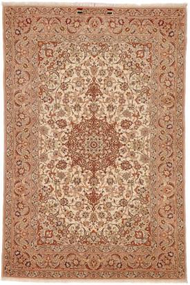 Isfahan signatur: Kamkhah 105X156